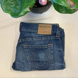 True Religion Jeans Geno Relaxed Slim Fit